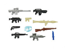 Custom arme pour LEGO ® personnages Brickarms maaws lance-roquettes chars poing