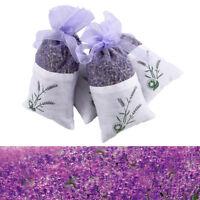 4X  23g Lavendelsäckchen Duftsäckchen Lufterfrischer Duftbeutel Schrankduft NEU