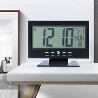 8'' LCD Dementia Digital Calendar Day Clock Large Letter Year/Month/Week/Day