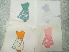 Vintage 1930's 30 Quilt Blocks Sun Bonnet Sue