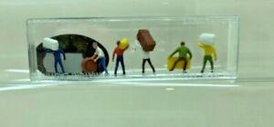 MODEL/RAILWAY/DIORAMA HO GAUGE MERTEN MEN AT WORK HO2234