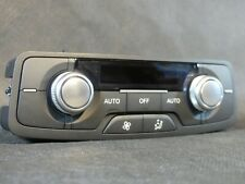 AUDI A6 C7 4G A7 RS7 _ REAR CLIMATE CONTROL DISPLAY PANEL AIR CONDITION