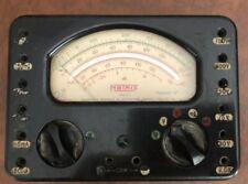 Ancien 1957 Multimeter 460 - MX460