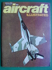 Aircraft Illustrated February 1975