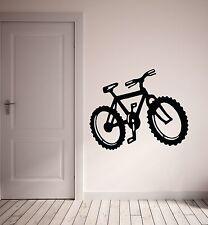 Wall Stickers Vinyl Decal Bicycle Bike Sport Tourism Bmx (ig994)