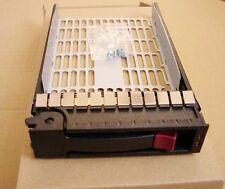 "NEW HP 373211-001 373211-002 3.5"" SAS SATA Hard Drive Tray Caddy for HP Servers"