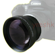 55mm 2.0x Tele Telephoto Lens for Sony A290 A550 A500 A450 A380 A65 A77 A230