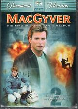 MacGyver - The Complete Second Season (Dvd 6-Disc Set) New & Sealed