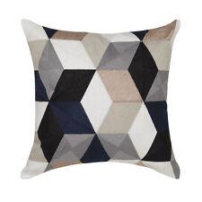Cotton Blend Geometric Modern Decorative Cushions & Pillows