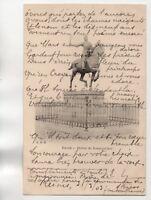 REIMS - Statue de Jeanne d'Arc  (J1054)