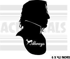 Harry Potter - Snape Always - Movie Laptop Vinyl decal sticker