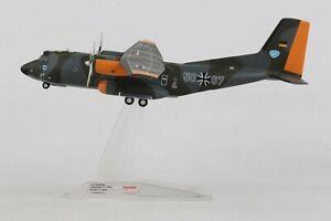 Herpa 1/200 Luftwaffe Transall C-160 LTG 63 / Air Transport Wing 63 50+67 559560