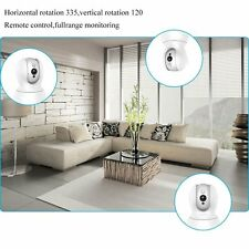 720p  2.4G WiFi Security Camera 2-Way Audio Motion Detect 30-ft Night Vision