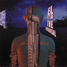 El Stew - The Rehearsal CD SEALED NEW rare BUCKETHEAD live in 1999