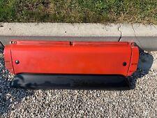 Paraurti posteriore Smart fortwo 450 rosso