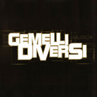 CD SINGLE Gemelli DiVersi Musica Best Sound  BS 043 CDS ITALY 2000