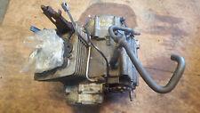 Honda XR250 XR 250 1990 90 Bottom End With Barrel