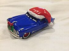 Disney Pixar Cars HOLIDAY DECKED OUT DOC HUDSON 1:55 Diecast DELUXE TOKYO DRIFT