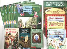 13 Christmas Story Book Variety Mixed Format Boardbook, Paperback and Hardcover