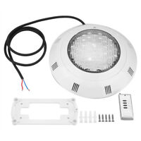 Neu RGB 30W 300 LED Poollicht Schwimmbad Beleuchtung Poolbeleuchtung Multi-Farbe