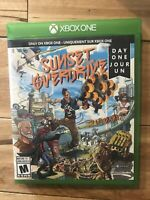 Sunset Overdrive (Xbox One) Very Good Condition, Tested & Working