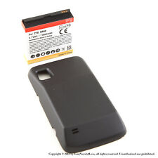 3800mAh Extended Battery for ZTE Warp N860 Boost Mobile Black Cover