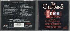 The Chieftains - An Irish Evening CD 1992 BMG ROGER DALTREY NANCI GRIFFITH