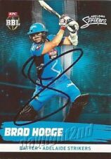Adelaide Strikers 2017 Season Cricket Trading Cards