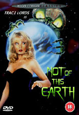 NOT OF THIS EARTH                    - DVD - REGION 2 UK