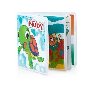 Nuby Bath Book
