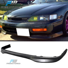 FOR 94-95 HONDA ACCORD URETHANE FRONT BUMPER LIP SPOILER T-R STYLE