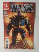 Thanos 1 (2017 MARVEL)[PREMIERE ISSUE FOR THE CLASSIC 2ND THANOS SERIES!] NM+!!!