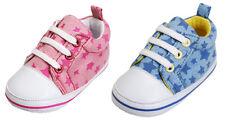 Playshoes Zapatos de Bebé Lona Bambas motivo estrellas Niños U niña