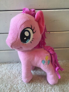 "My Little Pony Friendship 12"" Tall Is Magic Pinkie Pie Stuffed Animal"