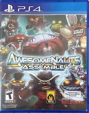 Awesomenauts Assemble PS4 - Online Only - PlayStation Plus Required (7481-SM93)