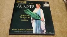GLUCK: Alceste (Complete Opera) Kirsten Flagstad / Raoul Jobin. (4 LPs Box Set )