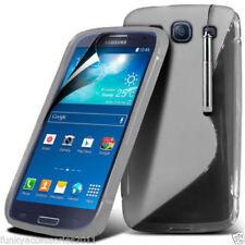 Fundas Para Samsung Galaxy Core Prime color principal transparente para teléfonos móviles y PDAs