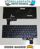 TECLADO PARA PORTATIL Asus ZenBook UX303UB-R4021T ESPAÑOL RETROILUMINADO