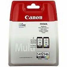 CARTUCCIA CANON PG 545 + CL 546 ORIGINALE Multipack 8287B006