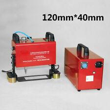 Portable Pneumatic Dot Peen Marking Machine 120 x 40mm