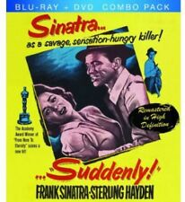 Suddenly [New Blu-ray] With DVD, Subtitled