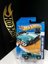2011 HOT WHEELS RLC FACTORY SEALED SHELBY COBRA 427 S/C MUSCLE MANIA