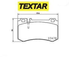2347801 Kit pastiglie freno, Freno a disco (TEXTAR)