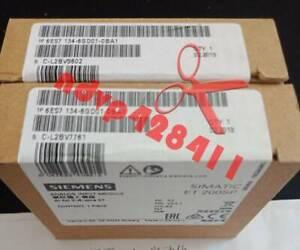 ONE New Siemens 6ES7 134-6GD01-0BA1 6ES7134-6GD01-0BA1