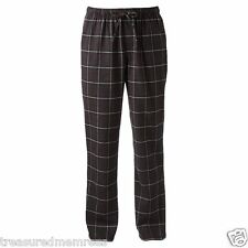 """APT. 9 Flannel Pajama Bottoms Lounge Pants ~ Size Medium (32-34"""") ~New With Tags"""