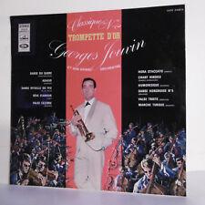 """33T Georges JOUVIN Trompette D'OR Vinyle LP 12"""" CLASSIQUE N° 2 - EMI SHTX 840616"""