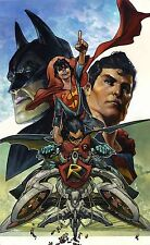 SUPER SONS 1 SIMONE BIANCHI 7ATE9 VARIANT NM PRE-SALE 2/15