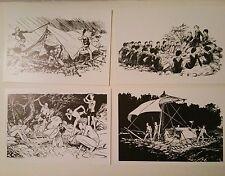 Pierre Joubert 4 carte postale