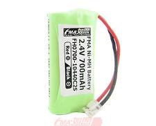 Ni-MH 2.4V 700mAh Rechargeable Battery Universal Plug for Cordless phone 2SB US