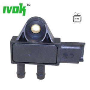 DPF Differential Pressure Sensor For Citroen 1.4 1.6 2.0 2.2 2.7 3.0 HDI 1618Z9